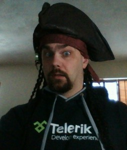 Jeff the Pirate
